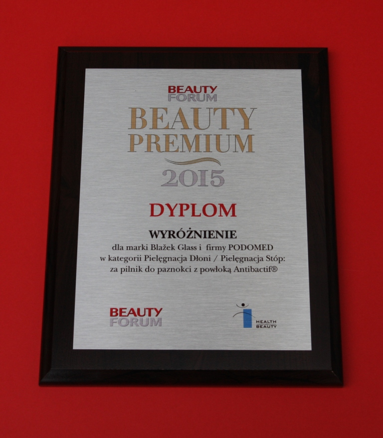Nagroda Beauty Premium